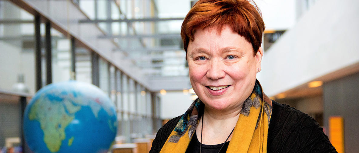 Professor Maija Aksela