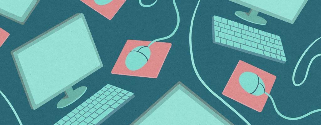 tietokoneen osia (kvutuskuva)