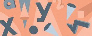 matemaattisia symboleita ja muotoja