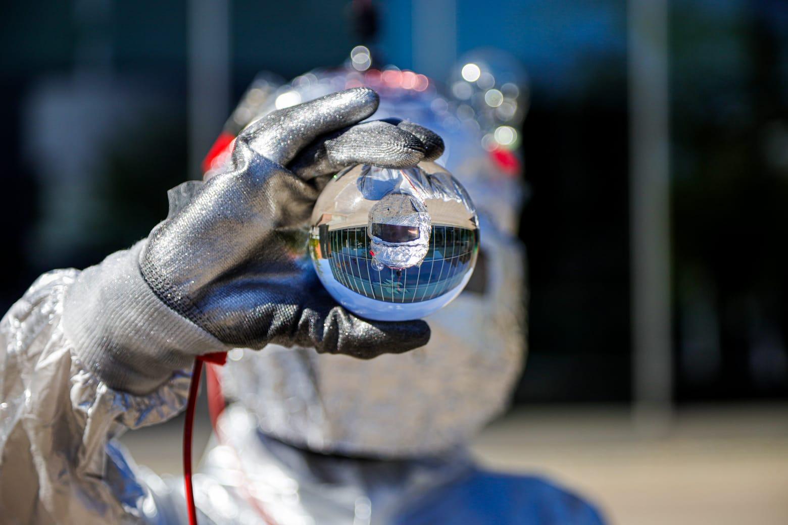 Virtuaalileirin avaruusolio Axu