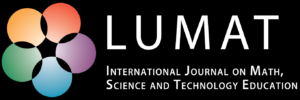 LUMAT- International Journal on Math, Science and Technology Education